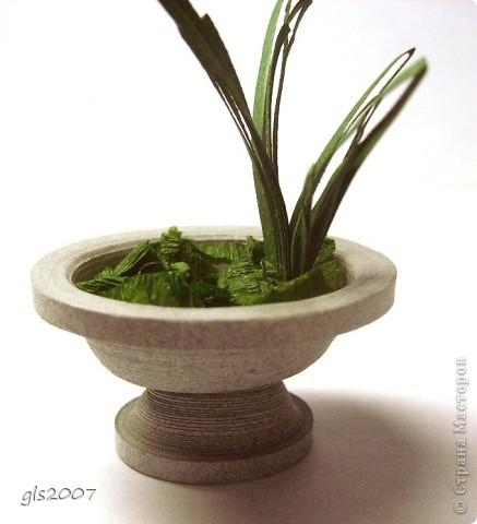 "Еще одна ""мраморная"" ваза из сада - плод сегодняшней ночи :)) фото 6"