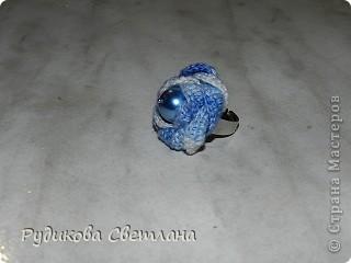 И еще один ракурс кольца. фото 15