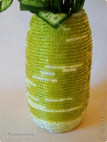 Как-то не могла найти мини вазочки для цветочков из пластики, пришла идея делать самой из бутылочек из-под молочных продуктов. Вазочки нашлись, а идея осталась. Решила попробовать. Вам судить, что получилось. Возможно, кто-то и воспользуется, хотя уверена, что идея не нова. Т.к. цель были вазочки, то букетики составляла из того, что было под рукой. Просто чтобы вазочки смотрелись повеселей. фото 11