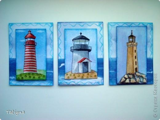 """мои новые три открыточки, создавались под девизом - фантазия отдыхает, но творить хочется, поэтому """"скраплифтинг""""!!! Идеи не мои, но с моими дополнениями... фото 9"""