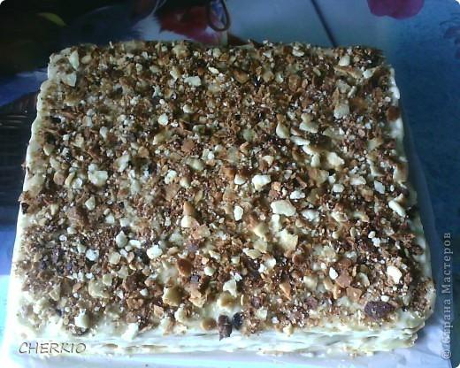 Это  торт наполеон. фото 1