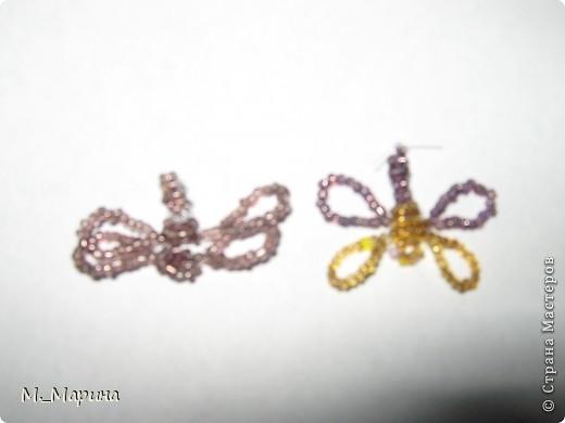 Коллективная работа Украшение Бисероплетение Ожерелье из бусин Бусинки фото 4.