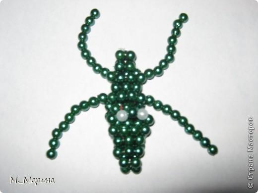 ожерелье смастерила моя младшая дочь фото 3