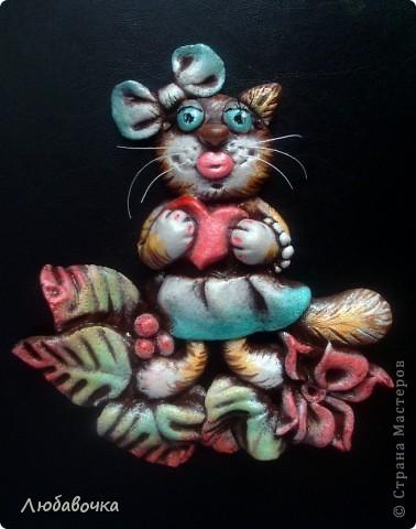 Влюблённая кошечка) фото 1