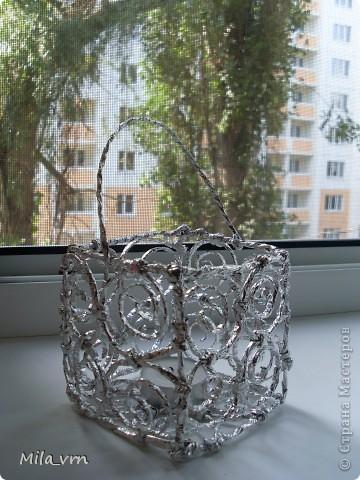 Спасибо за безумно оригинальную идею: http://stranamasterov.ru/node/209887?c=favorite Очень захотелось и себе такую вещицу) фото 2