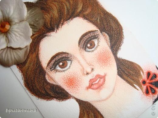 Девочки! СЕРИЯ БУДЕТ ДОПОЛНЕНА в ближайшие дни! Моя сестра-художница решила помочь мне разобраться с долгами. Она рисует в разных стилях и разными материалами, а ещё, любит историю. Эти красавицы нарисованны архитектурными фломастерами и акварельными карандашами.  фото 14