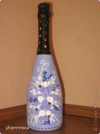 Бутылочки подарочные фото 5