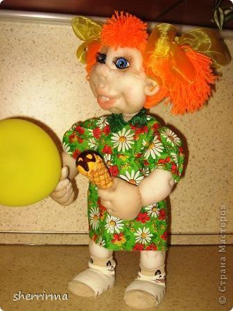 Кукла Наташа фото 5