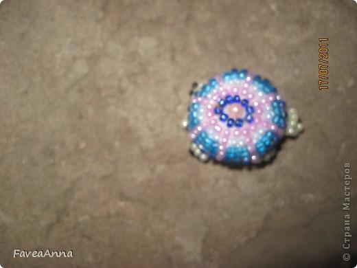 Оплетенное страусиное яйцо фото 18