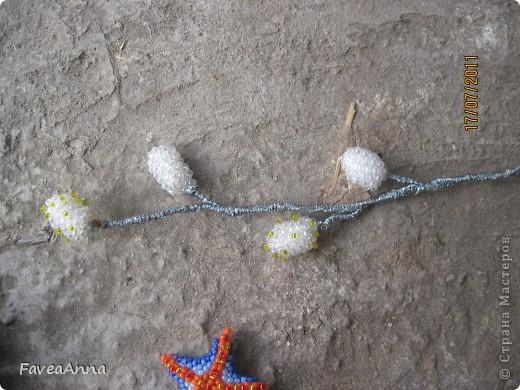 Оплетенное страусиное яйцо фото 24