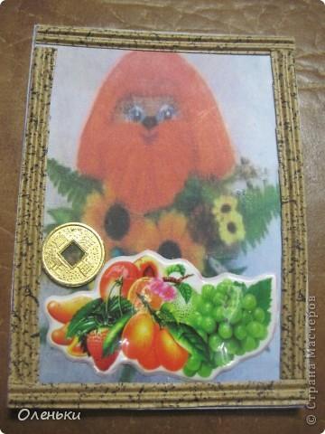 №1 Рыжий домовёнок Кузя для Танюфки 2002 фото 1