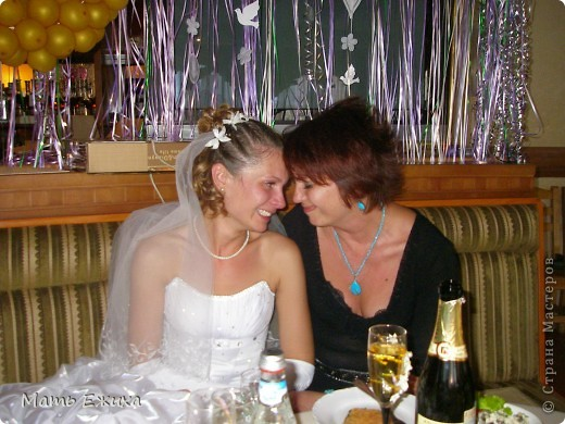 это общий вид стола жениха и невесты фото 3