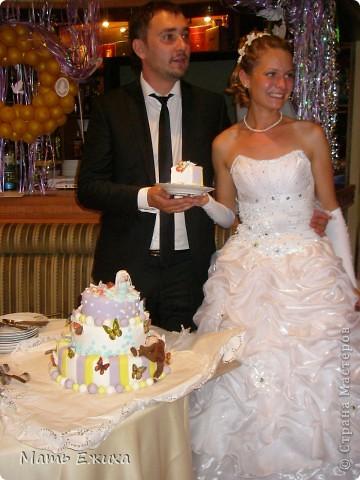 это общий вид стола жениха и невесты фото 5