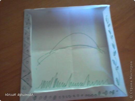салфетка лилия фото 2