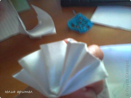 салфетка лилия фото 3