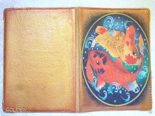 Обложки дл паспортов. фото 2