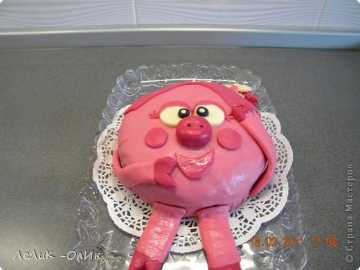 """торт """"Нюша"""""""