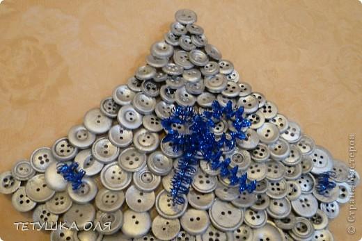 Эта елочка украшала наш дом на Новый год. фото 2