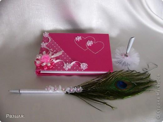 Свадебный набор фото 7
