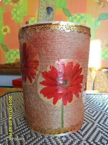 Был старый (очень) цветочный горшок. фото 2