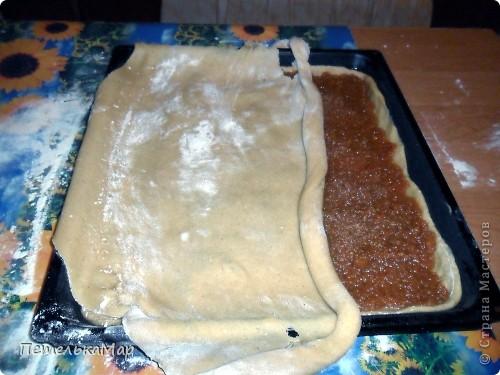 Представляю на ваше обозрение очень вкусный пирог. фото 13