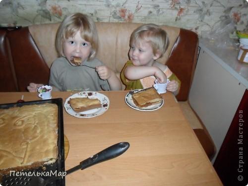 Представляю на ваше обозрение очень вкусный пирог. фото 16