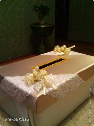 Коробка для денег и свечи (домашний очаг) фото 3