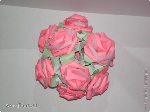 Электра в розах фото 5