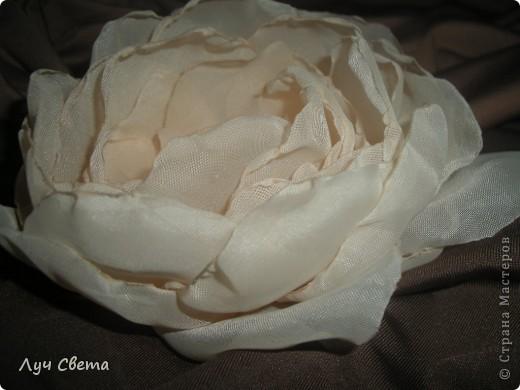 Цветы для украшения волос фото 2