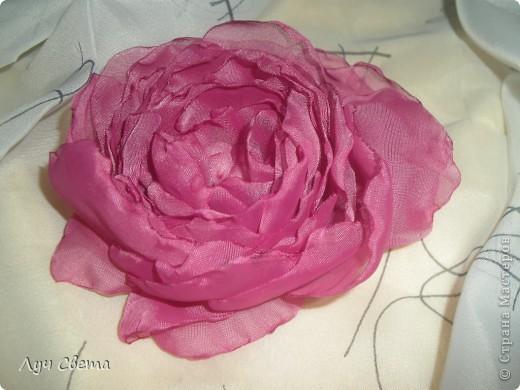 Цветы для украшения волос фото 3