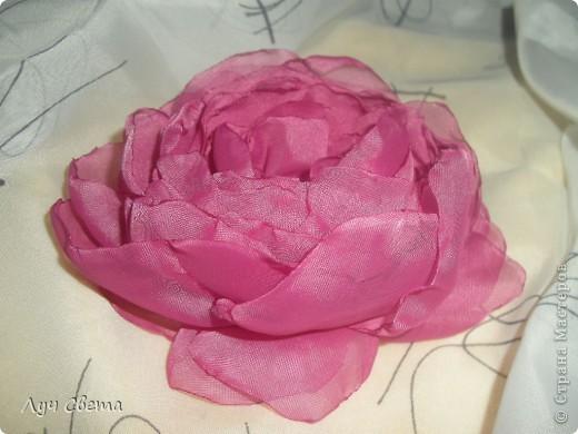 Цветы для украшения волос фото 4