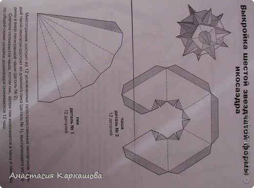 Битригональный додекаэдр фото 5