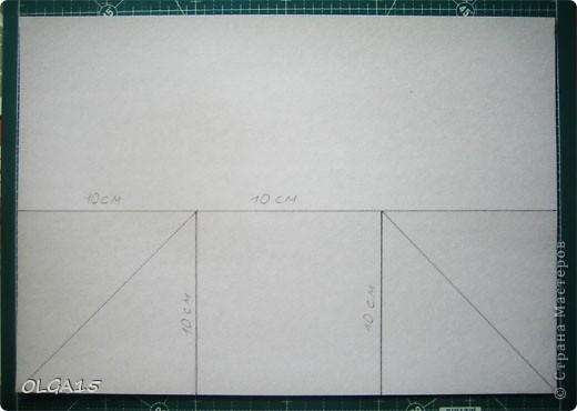 Начать решила с этой фотографии, чтобы было видно и саму открытку и собственно подставку из вилки. фото 15