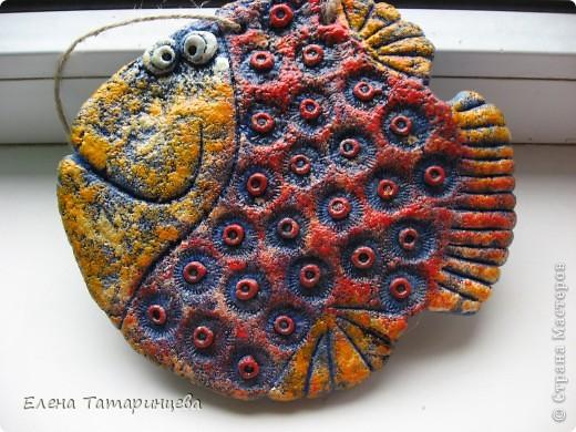 Рыбка - ромашка. фото 2