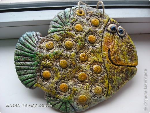Рыбка - ромашка. фото 1