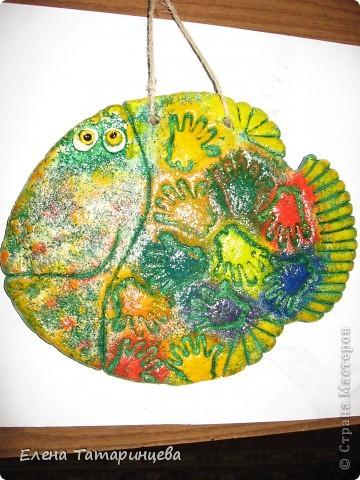 Рыбка - ромашка. фото 5