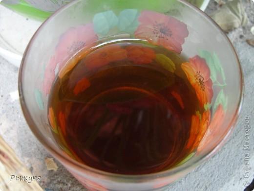 Если знаете все о чае, то такого могу заверить не пробовали :) По утрам я обхожу свой участок и собираю разные листочки для моего садового чая. Первые - это листы малины желтой. Вот такая она у меня. фото 20