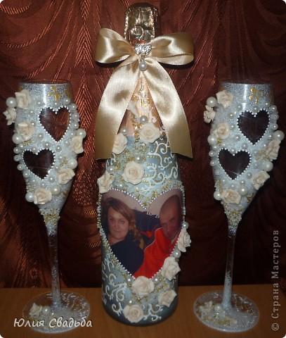 Заказ на годовщину свадьбы.