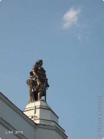 Прогулки, Москва, Ботанический сад, ВДНХ фото 55