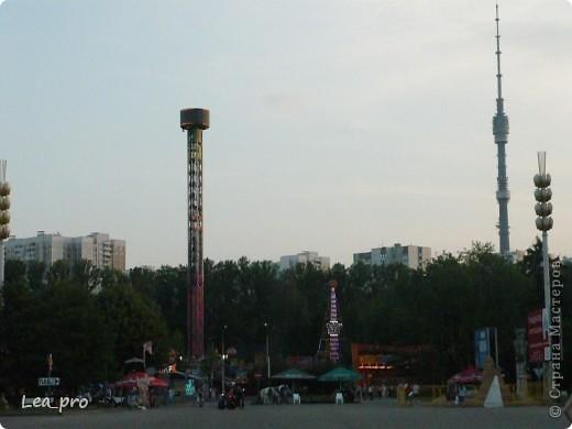 Прогулки, Москва, Ботанический сад, ВДНХ фото 68