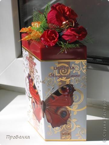 Новые подарочные корзиночки с цветами и конфетами. фото 8