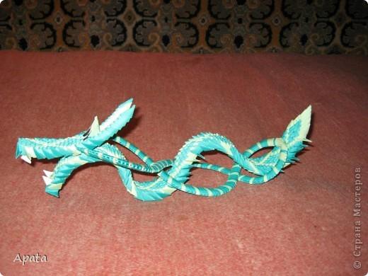 А это водный дракон для моей подруги! фото 2
