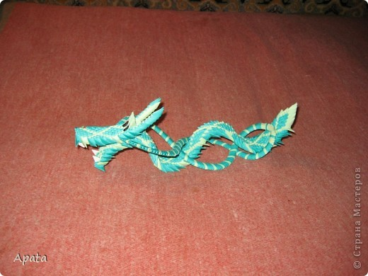 А это водный дракон для моей подруги! фото 5
