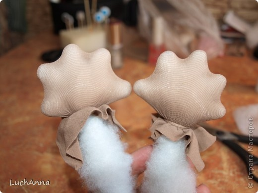 Замарашечка во всей красе))) Кукла, которая может получится в результате этого МК. первая часть МК находится здесь: http://stranamasterov.ru/node/218315 фото 21