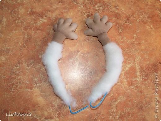 Замарашечка во всей красе))) Кукла, которая может получится в результате этого МК. первая часть МК находится здесь: https://stranamasterov.ru/node/218315 фото 28