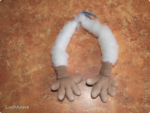 Замарашечка во всей красе))) Кукла, которая может получится в результате этого МК. первая часть МК находится здесь: http://stranamasterov.ru/node/218315 фото 30