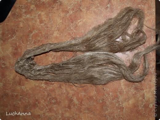 Замарашечка во всей красе))) Кукла, которая может получится в результате этого МК. первая часть МК находится здесь: http://stranamasterov.ru/node/218315 фото 51