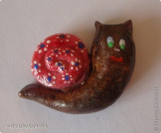 Рыбки из подкрашенного кофе и какао теста фото 10