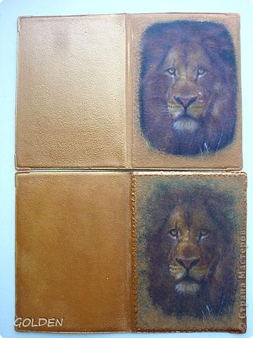 Обложки дл паспортов. фото 9