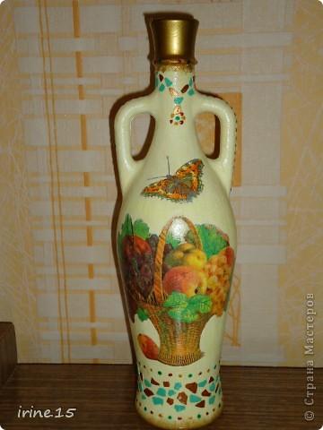 Бутылка в подарок фото 4